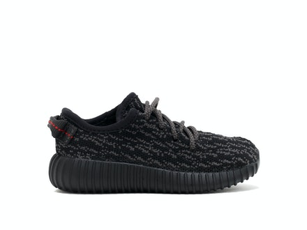 Yeezy Boost 350 Pirate Black Infant (2016)