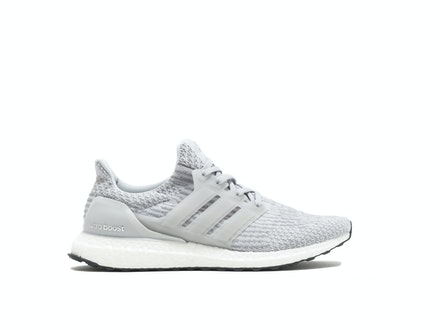 Clear Grey UltraBoost 3.0