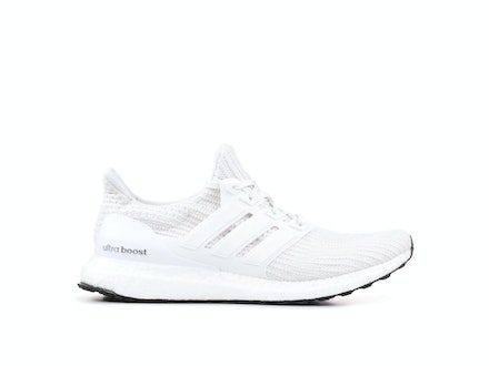 Triple White UltraBoost 4.0