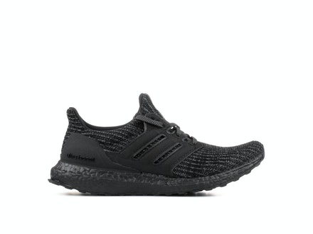 Triple Black UltraBoost 4.0