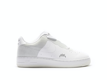 A-Cold-Wall* x Air Force 1 Low White