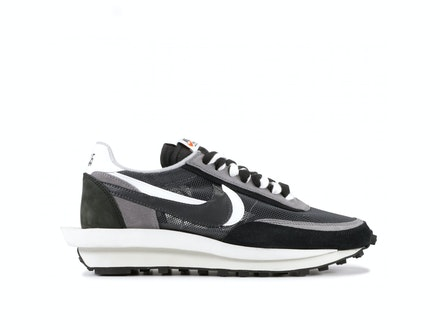 Nike LDV Waffle x Sacai Black