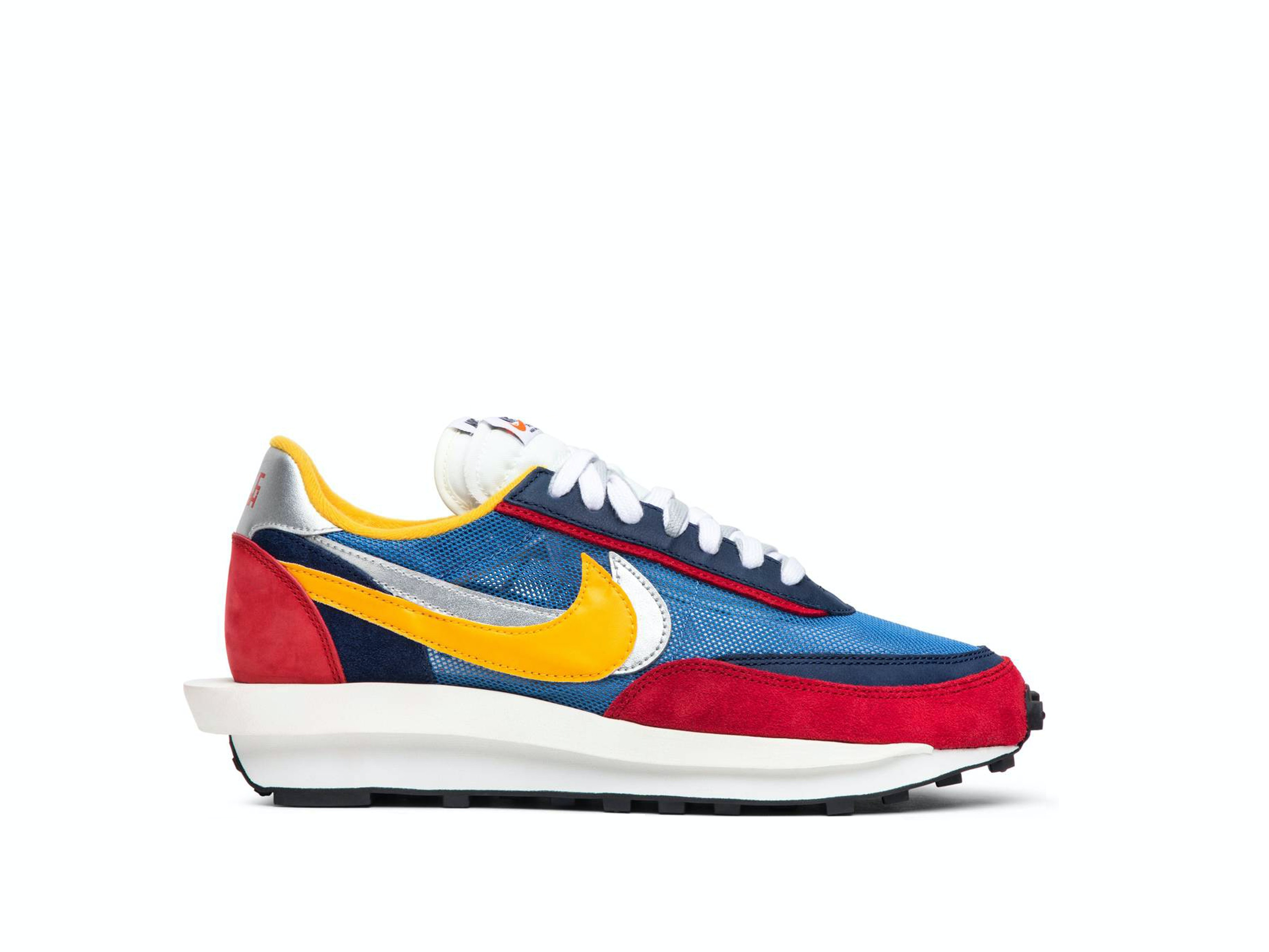 separation shoes 6ce63 93dfe Nike LDV Waffle x Sacai Daybreak Blue