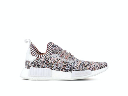 Color Static Primeknit NMD R1