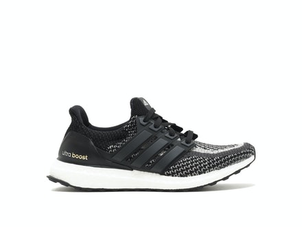 Black Reflective UltraBoost 2.0