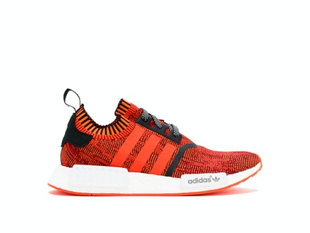 Red Apple Primeknit NMD R1