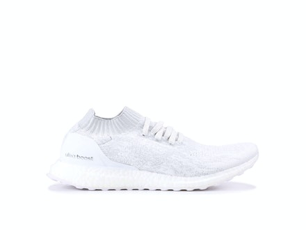 Triple White UltraBoost Uncaged