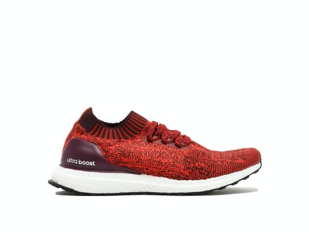 Tactile Red UltraBoost Uncaged