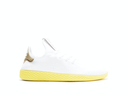 Yellow Tennis Hu x Pharrell