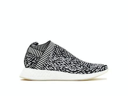 Zebra Primeknit NMD CS2