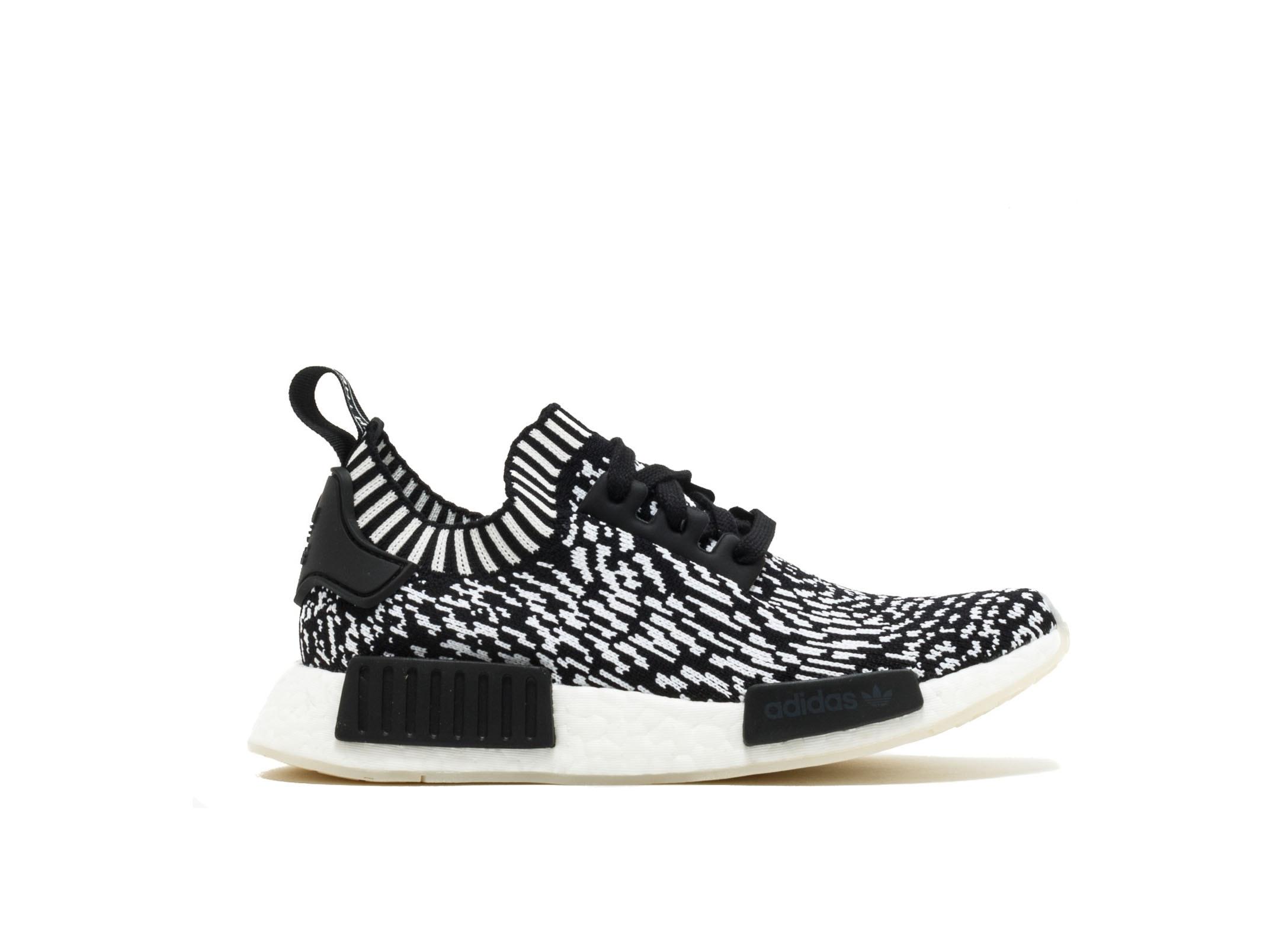 77e5dd0d2c74c Shop Zebra Primeknit NMD R1 Online