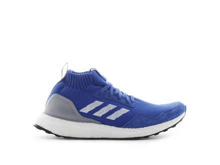 Run Thru Time UltraBoost Mid