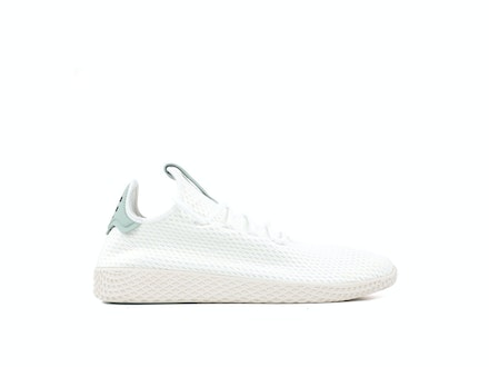 Tactile Blue Tennis Hu x Pharrell