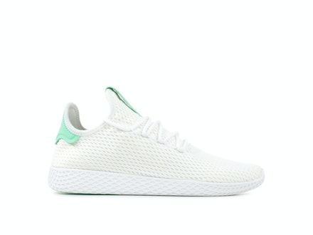Green Glow Tennis Hu x Pharrell