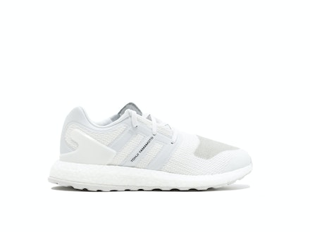 Triple White Y-3 PureBoost