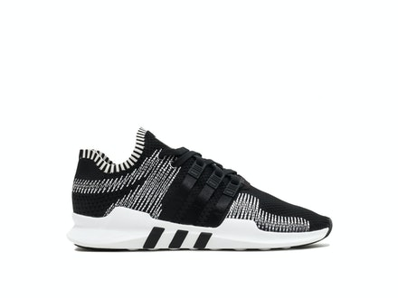 Black White Primeknit EQT Support ADV