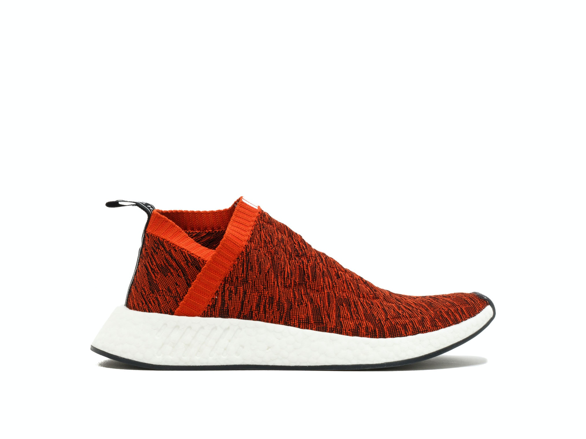 fde5fc7021ec0 Shop Red Glitch Primeknit NMD CS2 Online