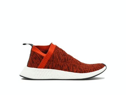 Red Glitch Primeknit NMD CS2