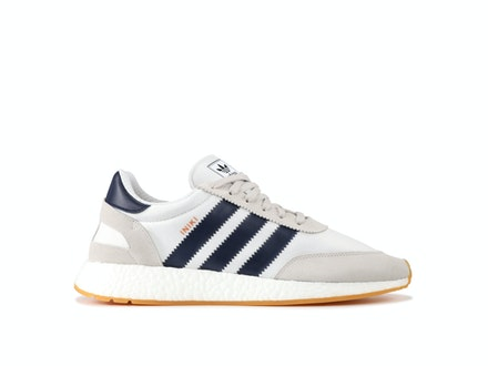 White Navy Gum Iniki Runner