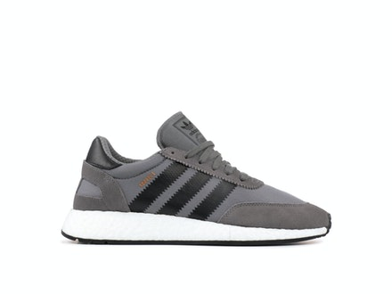 Grey Four Core Black Iniki Runner