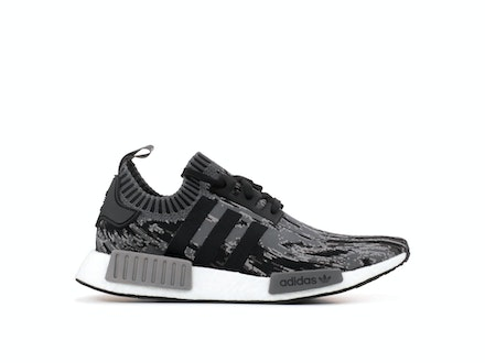 Grey Three Primeknit NMD R1