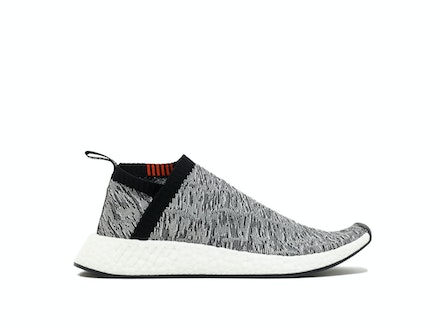 Black Red White Primeknit NMD CS2