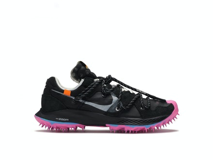Off-White X Nike Zoom Terra Kiger 5 Black