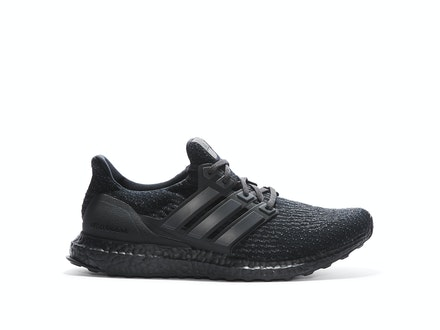 Triple Black 2.0 UltraBoost 3.0