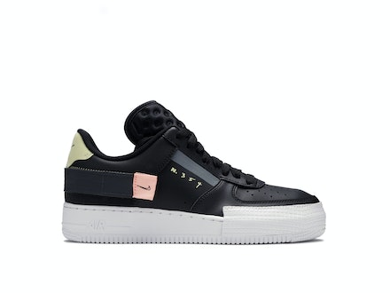 Nike Air Force 1 Low Type N.354 Black