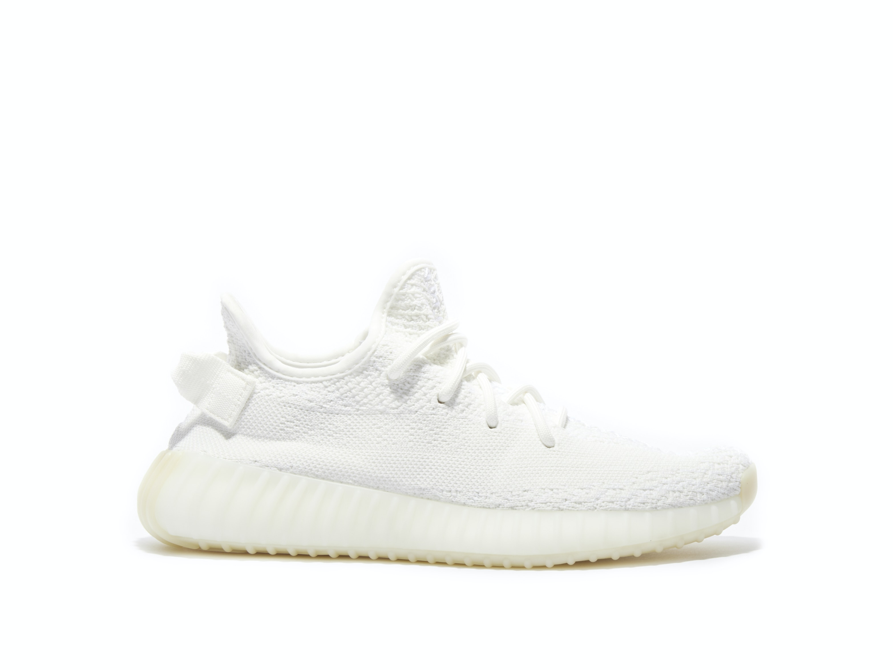 100% authentic 776c3 dc31b Yeezy 350 White Trainers | Triple White Yeezy Boost 350 ...