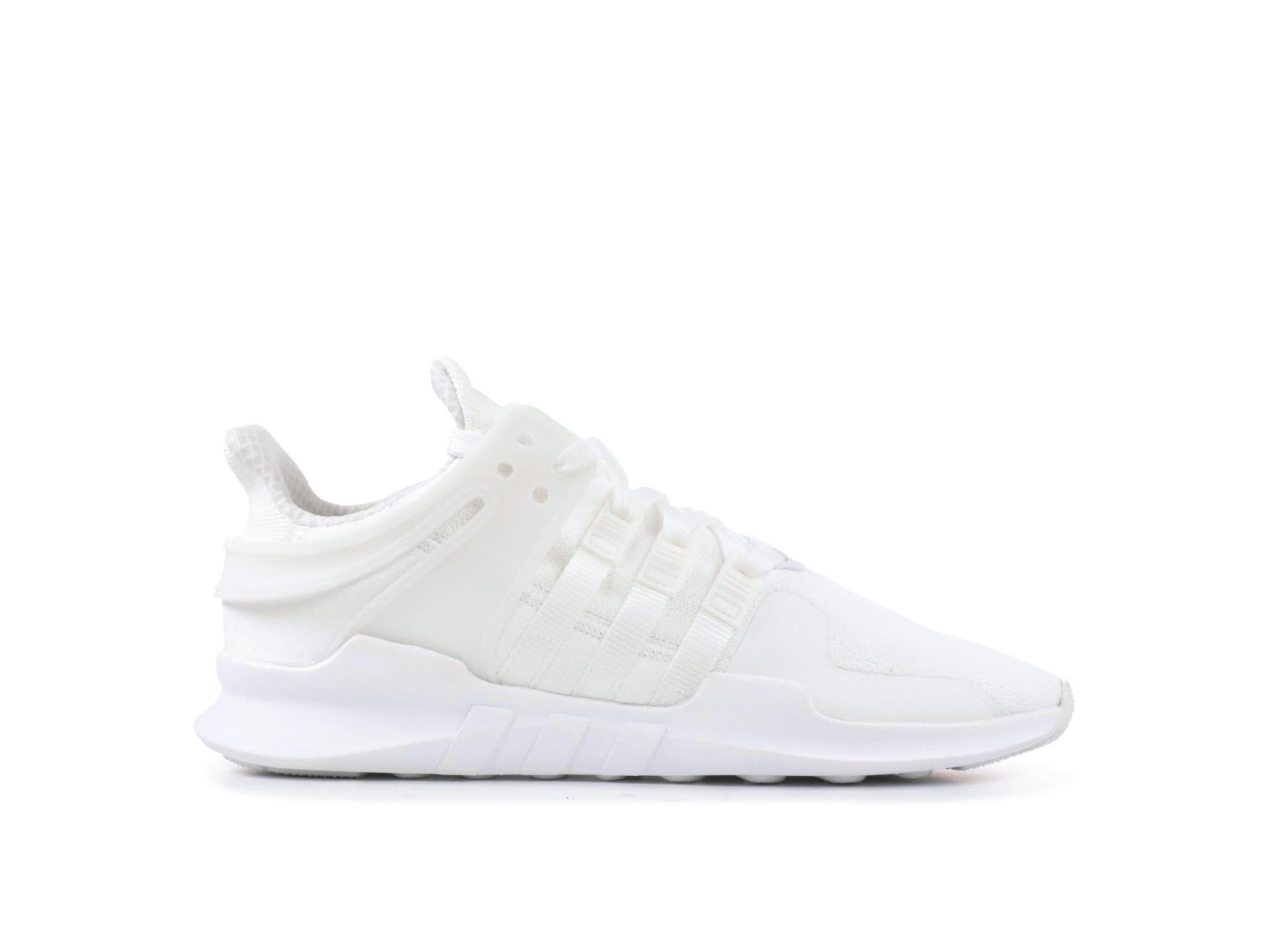 buy online 88cbb 90e42 Shop Triple White EQT Support ADV Online | Laced