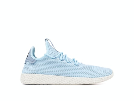 Icey Blue Tennis Hu x Pharrell
