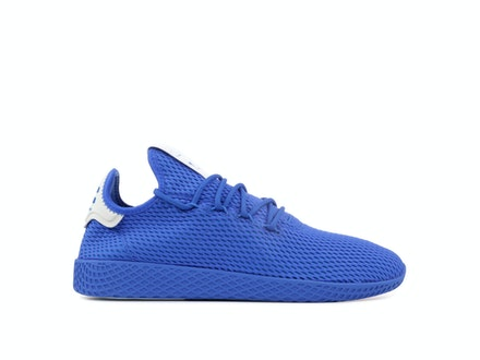 Solid Blue Tennis Hu x Pharrell