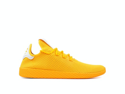 Solid Gold Tennis Hu x Pharrell