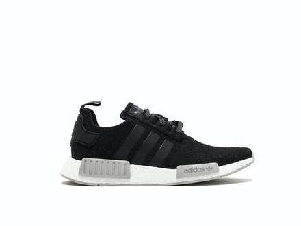 Black Grey NMD R1 x Champs Sports