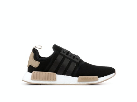 Black Wool NMD R1 x Champs Sports