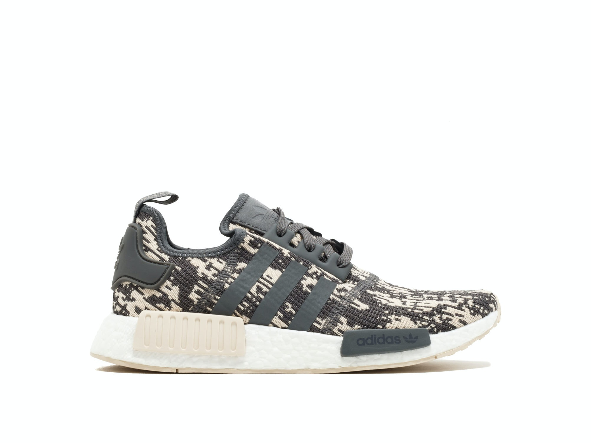 reputable site eda37 f4364 Shop Grey Four NMD R1 x Foot Locker Online | Laced