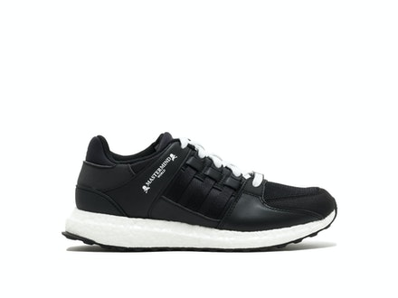 Core Black EQT Support Ultra x Mastermind