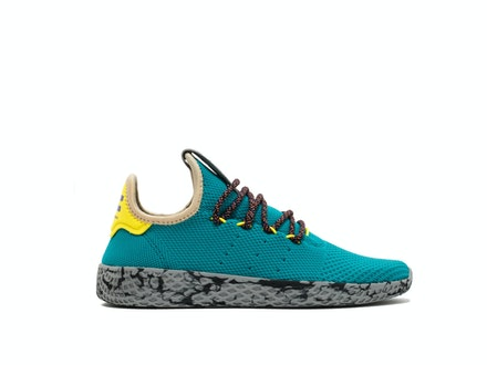 Teal Tennis Hu x Pharrell