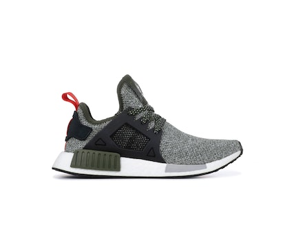 Black Grey NMD XR1