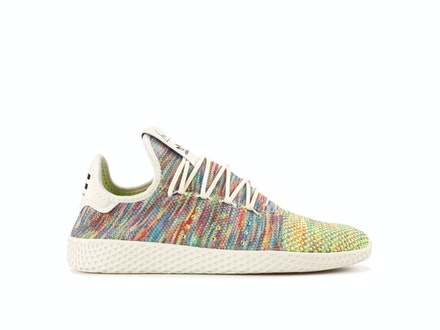 Multi-Color 2.0 Tennis Hu Primeknit x Pharrell