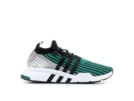 Black Sub Green EQT Support Mid ADV