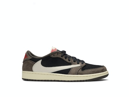 Travis Scott x Nike Air Jordan 1 Low Cactus Jack