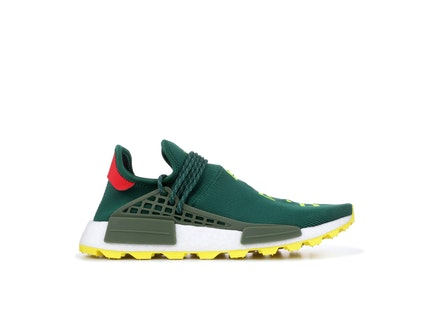 NMD Human Race Trail Green x Pharrell x N.E.R.D