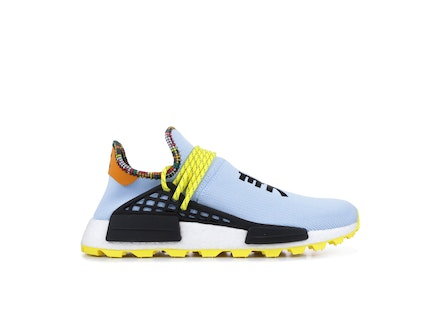 Blue Inspiration Pack NMD Human Race x Pharrell