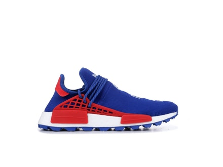 NMD Human Race Trail Blue x Pharrell x N.E.R.D