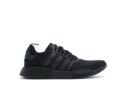 Triple Black NMD R1