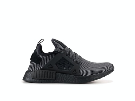 super popular 53f67 2005e Black Boost NMD XR1