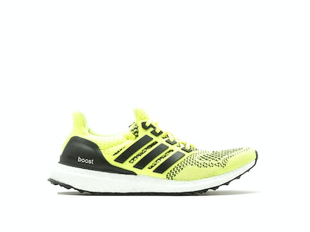 Solar Yellow UltraBoost 1.0