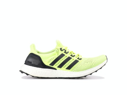 Frozen Yellow UltraBoost 1.0 (W)